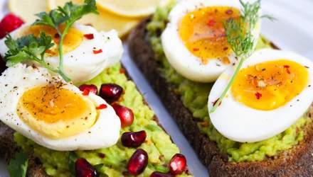 Корисний сніданок: смачні та прості рецепти з авокадо
