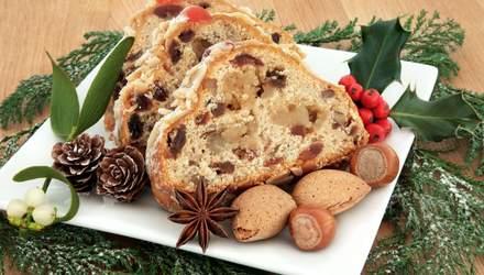 Штоллен – все, що потрібно знати про різдвяний кекс розповідає Ліза Глінська
