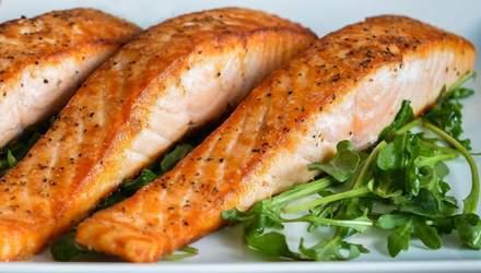 Як готувати лосось – користь і шкода червоної риби