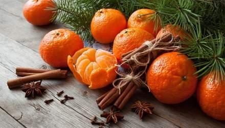 Мандарини – як правильно обрати, користь і шкода ароматних цитрусових