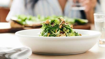 Дієтичні салати з куркою – святкові рецепти