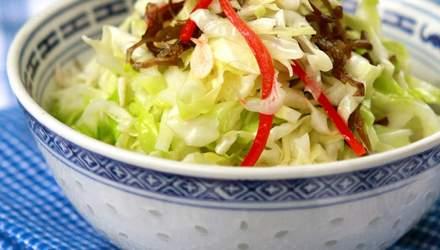 Як приготувати овочеві салати детокс: домашні рецепти