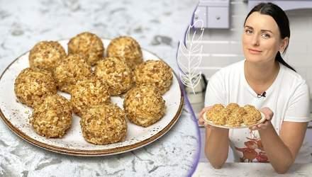 Рецепт єврейської закуски з плавлених сирків від Єлизавети Глінської