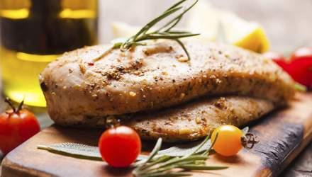 Куряче філе – основа здорового харчування: користь та переваги