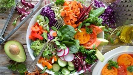 Здорове харчування: продукти, які варто включити до свого раціону