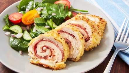 Рецепт курки Кордон Блю: вишукана ресторанна страва на вашому столі