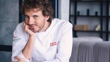 Як приготувати французький омлет із сиром: рецепт від Євгена Клопотенка