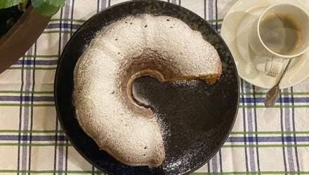Пиріг зі згущеним молоком: рецепт від Ектора Хіменеса-Браво