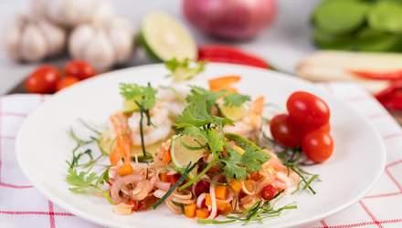 Святкові салати на Китайський Новий Рік 2021: рецепти на будь-який смак
