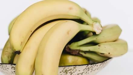 Що потрібно знати про банани: користь, шкода та калорійність