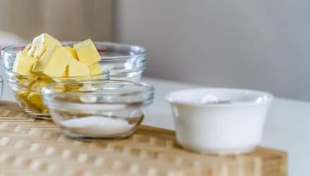 Як приготувати вершкове масло в домашніх умовах: рецепт від Тані Литвинової