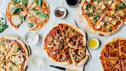Всесвітній День піци: найпопулярніші види піци – рецепти на будь-який смак
