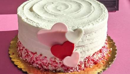 Як прикрасити торт на День Валентина: ідеї для закоханих