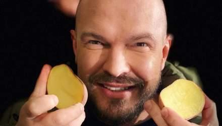 Як обрати картоплю для варіння, смаження та запікання розповідає Володимир Ярославський