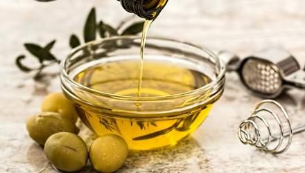 Оливкова олія: як обирати, користь та шкода