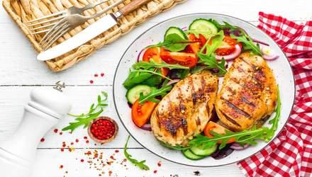 Весенний гиповитаминоз: почему следует есть не только овощи-фрукты, но и белое мясо