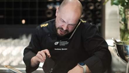 Володимир Ярославський розповів, як назве свій ресторан та озвучив дату відкриття закладу