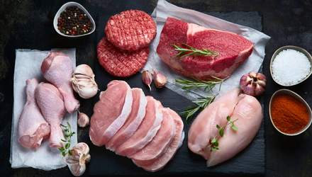 Червоне м'ясо проти білого: яке корисніше й чому