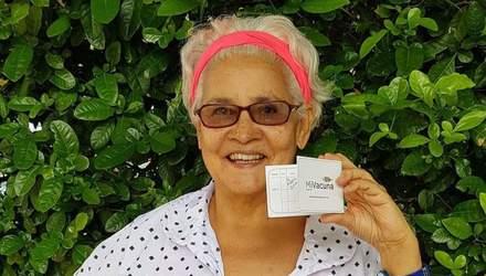 Мама судді Мастер Шеф Ектора Хіменеса-Браво вакцинувалася: реакція шанувальників вражає