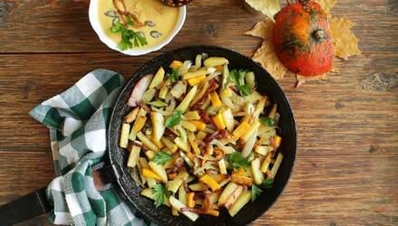 Як правильно смажити картоплю на сковорідці: інструкція та рецепти