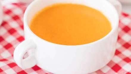 Як приготувати пісний морквяний суп-пюре: домашній рецепт