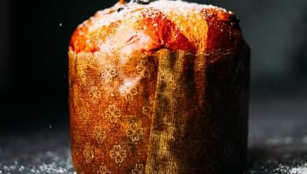 Как приготовить итальянскую пасху Панеттоне: домашний рецепт