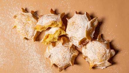 Как приготовить пардулас: десерт на Пасху от Марко Черветти