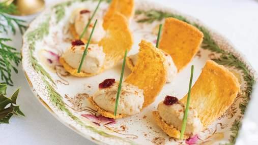 Вкусный рецепт паштета из копченой скумбрии от Лизы Глинской
