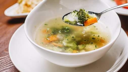 Рецепт супа с брокколи: постное блюдо на каждый день