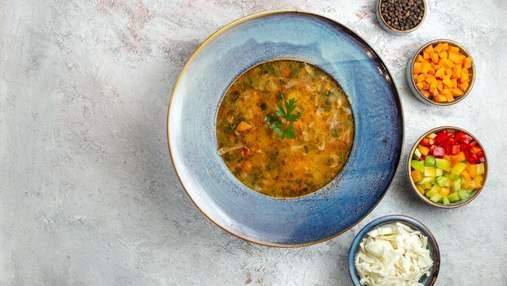 Смачний овочевий суп з болгарським перцем: домашній рецепт