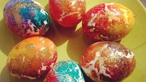 Як красиво розфарбувати яйця на Великдень: покрокова інструкція