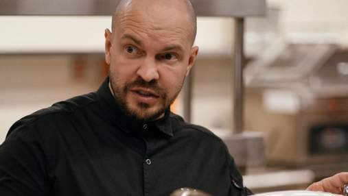 Пресолтинг у кулінарії: розповідає суддя Мастер Шеф Володимир Ярославський