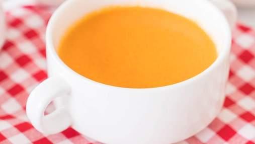 Как приготовить постный морковный суп-пюре: домашний рецепт
