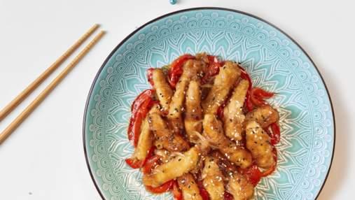 Куриные грудки с медом и кунжутом: домашний рецепт