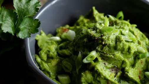 Как приготовить гуакамоле: домашний рецепт