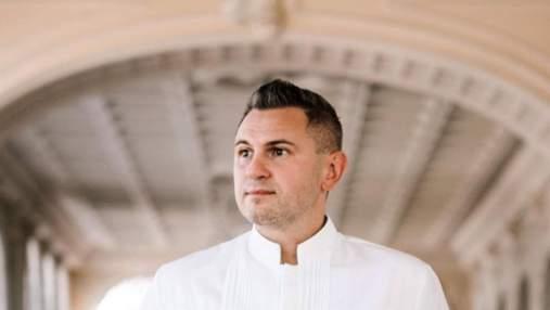 Шеф-повар Юрий Ковриженко стал послом мировой гастрономии