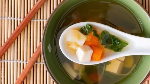 Як приготувати суп місо: домашній рецепт