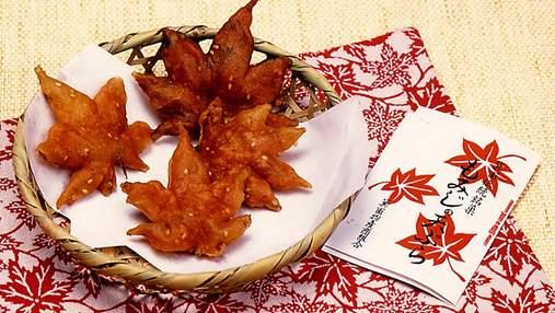 Смажене кленове листя: традиційна закуска японців, рецепт якої оберігають століттями