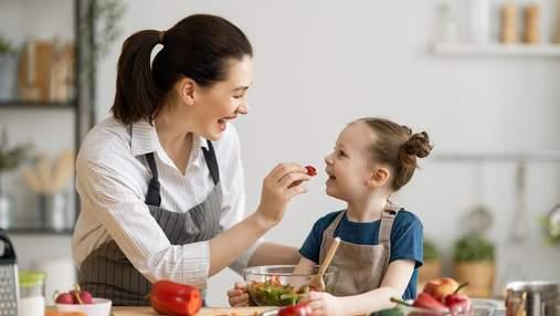 10 порад, як прищепити дитині любов до здорової їжі
