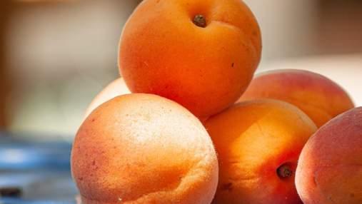 Солодкий абрикос: корисні поради, як вибрати літній фрукт