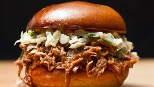 Pulled Pork: рецепт справжнього американського бургера з рваною свининою від Ярославського