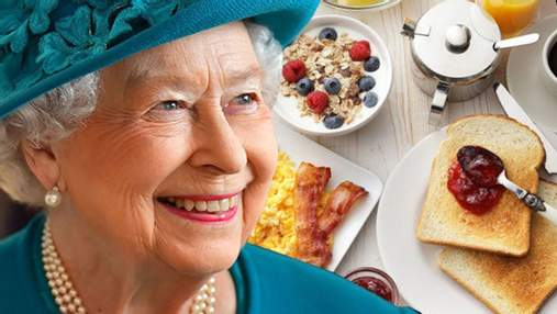 Харчуємося по-королівськи: що їсть кожного дня Єлизавета II, аби залишатися здоровою