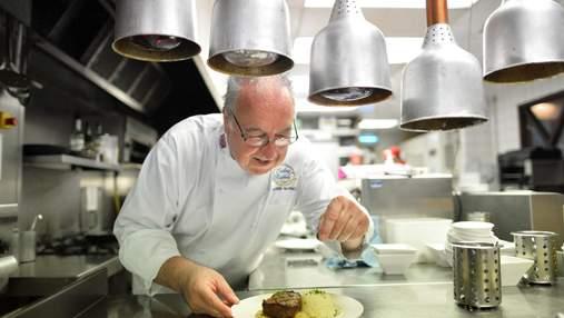 Шеф-повар Елизаветы II: Даррен МакГрейди рассказал о годах работы на королевской кухне