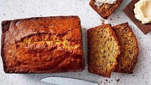 Королівський десерт: рецепт улюбленого бананового хліба Єлизавети ІІ