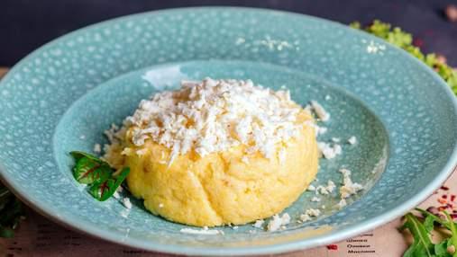 Справжній гуцульський бануш за старовинним рецептом від Ольги Франко