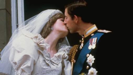 Удивительный аукцион: продается кусок торта со свадьбы принца Чарльза и леди Дианы
