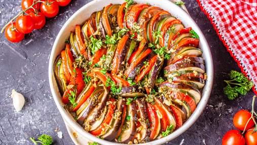 Все секреты рататуя: как овощная запеканка французских крестьян стала культовым блюдом
