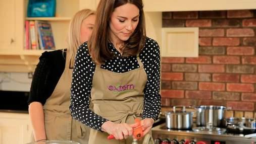 Королівський стиль: чим щодня снідає Кейт Міддлтон