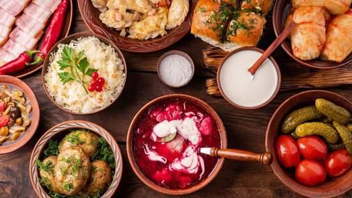 Українська кухня підкорює світ: ТОП страв, які стали нашими гастрономічними візитівками