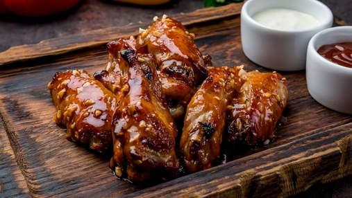 Небанальные блюда с маринованной курицей: китайская лапша, пряный рис и лаваш с баклажанами